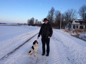 Winter in Foudgum